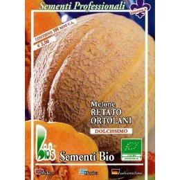 melón retato ortolani (semillas ecológicas)