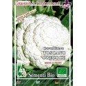 semillas ecológicas de coliflor precoz de la Toscana