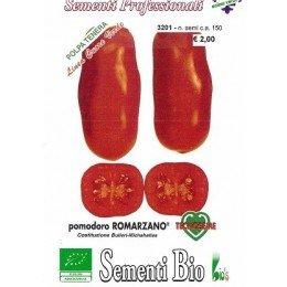 tomate romarzano - gran merito (semillas ecológicas)