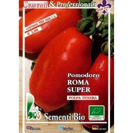 tomate roma VF super (semillas ecológicas)