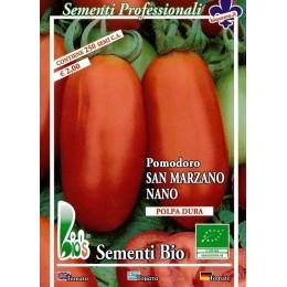 tomate San Marzano mata baja (semillas ecológicas)