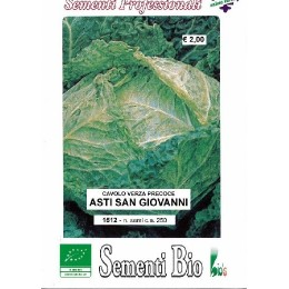 repollo San Giovani - semillas ecologicas