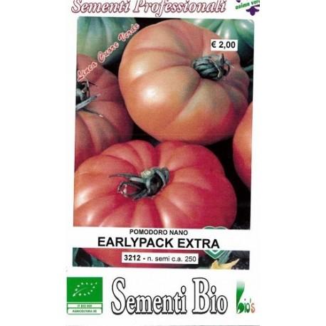 semillas ecológicas de tomate earlypak 7