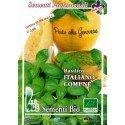 albahaca genovese - semillas ecológicas