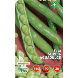 haba super aguadulce - semillas ecologicas