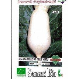 nabo martillo de las virtudes (semillas ecológicas)