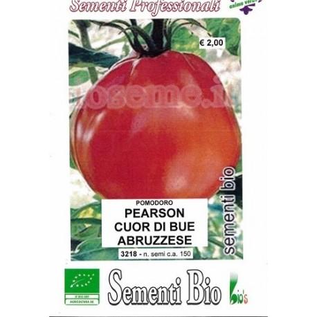 semillas ecologicas de tomate corazón de buey ascolano