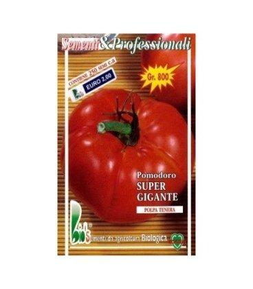 tomate gigante sprint giant (semillas ecologicas)