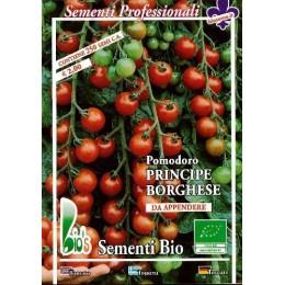 semillas ecológicas de tomate príncipe borghese
