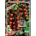 tomate príncipe borghese - semillas ecológicas