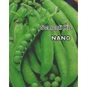guisante para congelar - semillas ecológicas