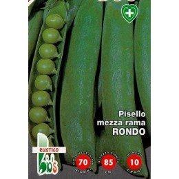 guisante rondo - semillas ecológicas
