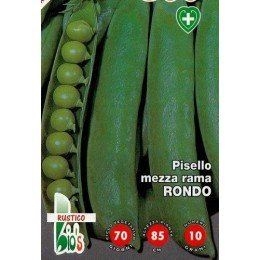 guisante rondo - semillas ecológicas - www.planetasemilla.es