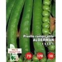 guisante alderman - semillas ecologicas