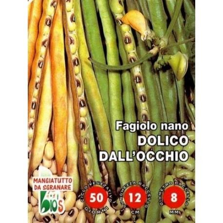 judia dolicos de ojo - semillas ecologicas - www.planetasemilla.es
