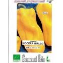 pimiento amarillo nocera (semillas ecológicas)