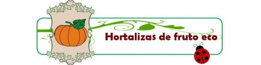 hortalizas de fruto eco