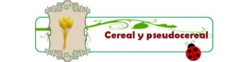 cereales y pseudocereales